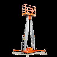 Aluminium work Platform Harga Distributor termurah
