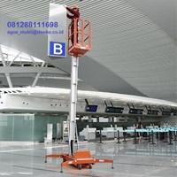 Distributor Aluminium work platform Single mast dan Dual Mast 3