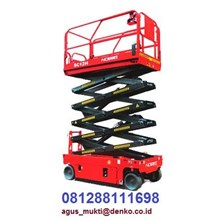 DISTRIBUTOR SCISSOR LIFT NOBLIFT