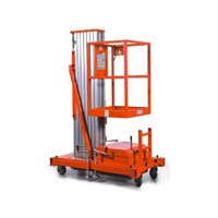 DISTRIBUTOR ALUMINIUM WORK PLATFORM SINGLE DAN DUAL