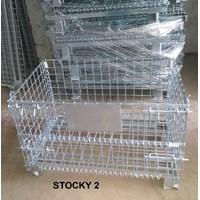 Jual Pallet Mesh Stocky 2 stocky 5 dan stocky7