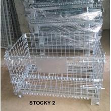 Pallet Mesh Stocky 2 stocky 5 dan stocky7