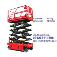Scissor Lift Ready stock termurah