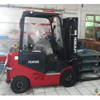 FORKLIFT ELECTRIC 2TON 3METER
