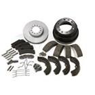 Spare parts clark forklift brake 1
