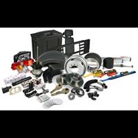Spare Part Komponen Forklift asortiment