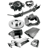 Spare Part Forklift Hyster parts gbh