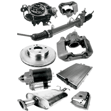 Spare Part Forklift parts gbh