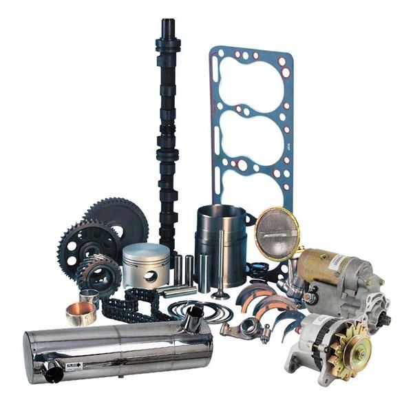 Spare part tractor isuzu engine parts