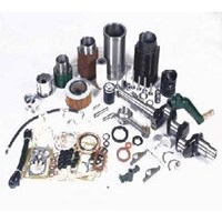 Jual Spare part tractor isuzu engine diesel