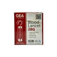 Lancet Darah Gea-Isi 100