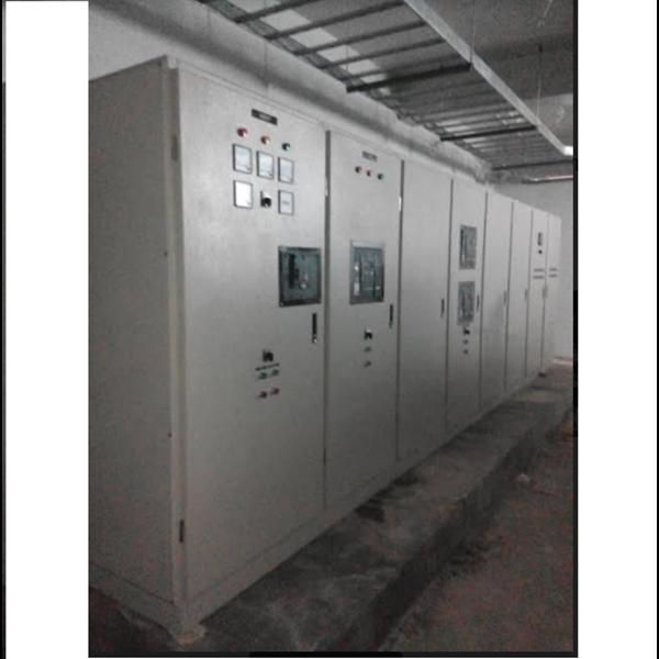 Panel LVMDP 2500A - ATS
