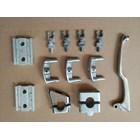 Pulley Aluminium 1