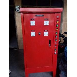 Panel Diesel Fire Pump