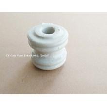 Isolator Porselen Spool untuk diameter kabel maks