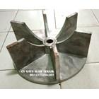 Impeller Mesin Aluminium 1