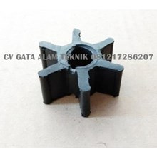 Rubber Impeller Pump Parts