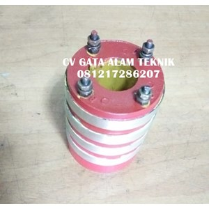 From 4 ring slipring size 60x70mm 0