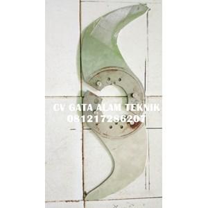 Alat Pemotong Daging Bowl Cutter ukuran 5x190x325mm