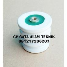 Isolator Keramik diameter 50x50mm