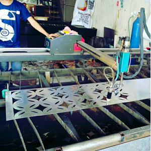 Cutting Besi By Prisma Workshop