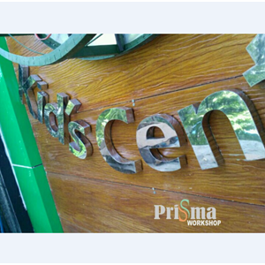 Sign Board Model 4 By Prisma Workshop