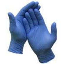 Valmitz 10 Glove Blue Nitrill