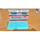 Masker 3Ply Disposable Solida  1