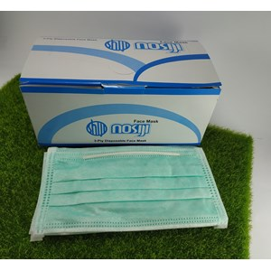 Masker 3Ply Disposable