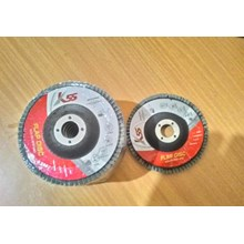 Flap Disk 4 Inch K55  Grit A60 A80 A100 A120