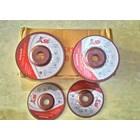 Batu Gerinda Potong Flexibel K55 4 Inc 4