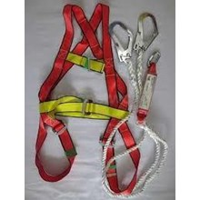 Full Body Harness Asgard Double Hook