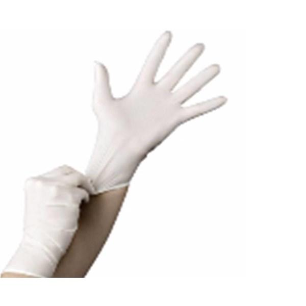 Valmitz Glove White Nitrill Powder Free