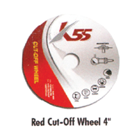 Red Cut Off Wheel 4