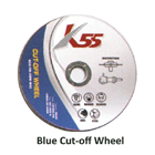 Blue Cut Off Wheel 1