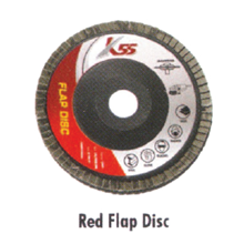 Red Flap Disk
