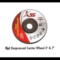 Jual Red Depressed Center Wheel