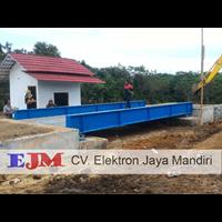 Jual Jembatan Timbang  Jt12t60 Gsc 2