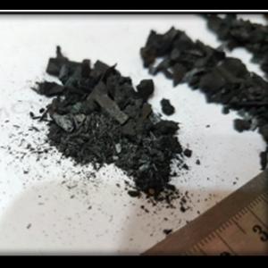 Arang Kayu Powdered Charcoal 0 - 5 MM