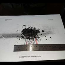 Arang Kayu - Powdered Charcoal 1 - 5 MM