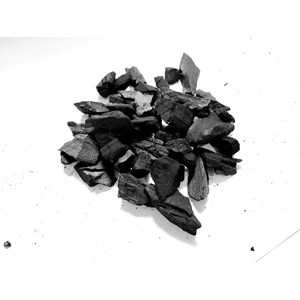 Charcoal Pieces