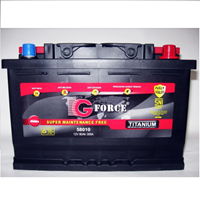 Baterai Aki G-Force 58010 12V 80Ah 300A 1