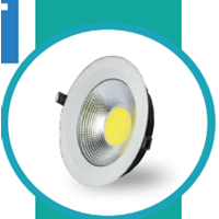 Lampu Downlight LED 1