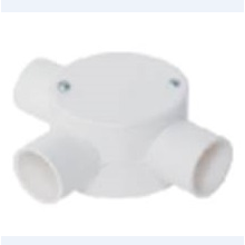 PVC Conduit System 3 Way Tee