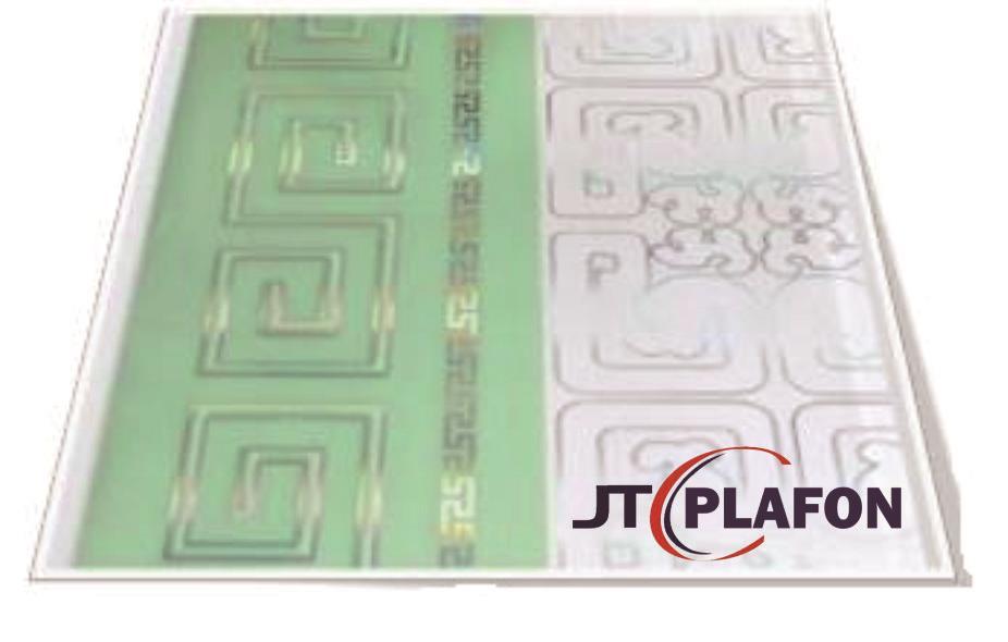 Jual JT Plafon  PVC DC496 3 Harga Murah Gresik oleh PT