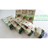 Minuman Teh Oolong  Hijau Original Kemasaan 100 Gram (Taiwan Quality) Murah 5