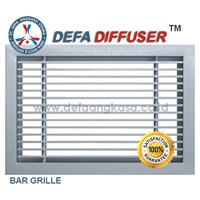Jual Ducting Accessories Bar Grille