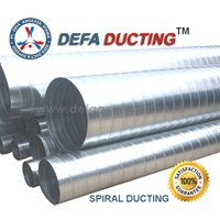Spiral Duct Air Conditioner
