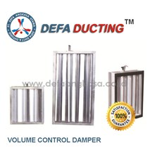 Ducting AC Volume Control Damper
