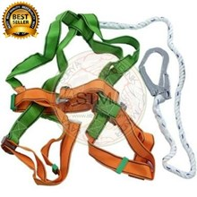 Body harness single big hook